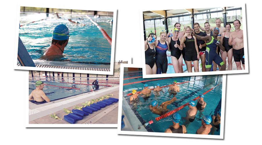 trainingslager schwimmen 2018