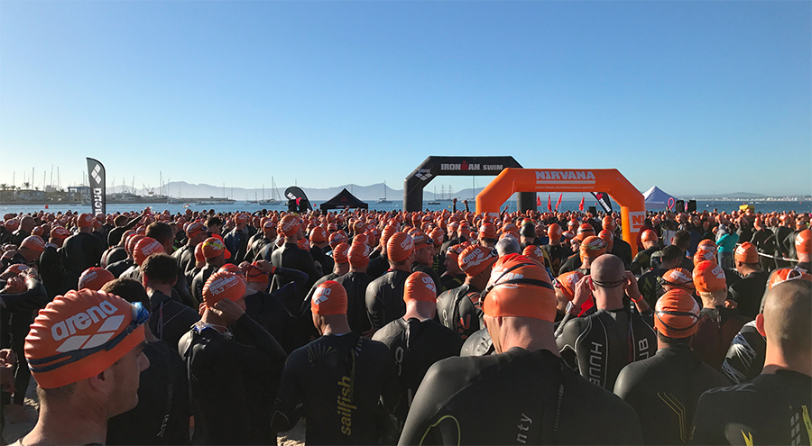 Triathlons auf Mallorca