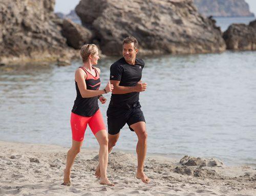Laufen im Sand sorgt für mehr Kraft und Ökonomie