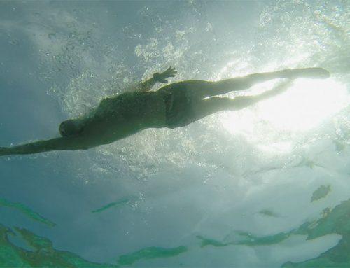 7 Tipps für schnellere Schwimmzeiten im Triathlon