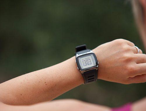 Wie kann ich meine Intervallzeiten beim Laufen berechnen?