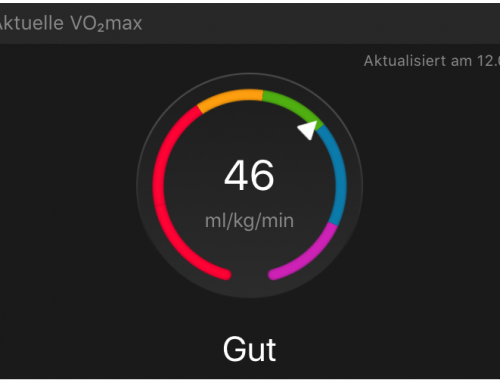 VO2max: So verbesserst du deine Sauerstoffaufnahme