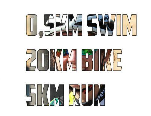 Triathlon für Jedermann