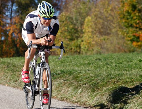 Schneller Laufen durch Radintervalle