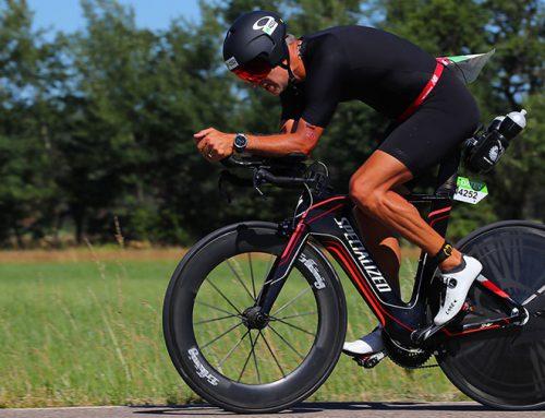 Pacing beim Radfahren im Triathlon