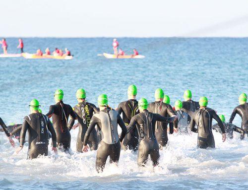 Schwimmen im Triathlon (Freiwasser-Special)