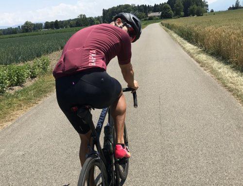 Mit Gleichgewichtstraining seine Fahrtechnik auf dem Rad verbessern