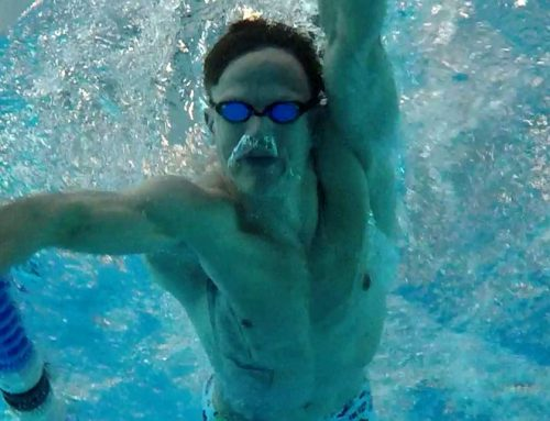 3 Schwimm-Workouts für mehr Speed im Wasser