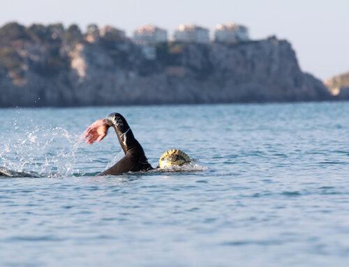 Schwimmen: Endlich wieder Freiwassertraining